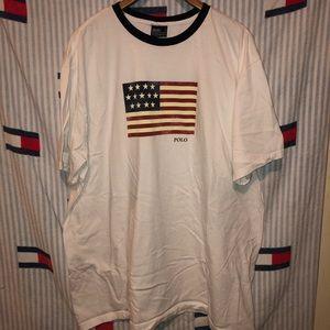 Vintage polo by Ralph Lauren short sleeve shirt